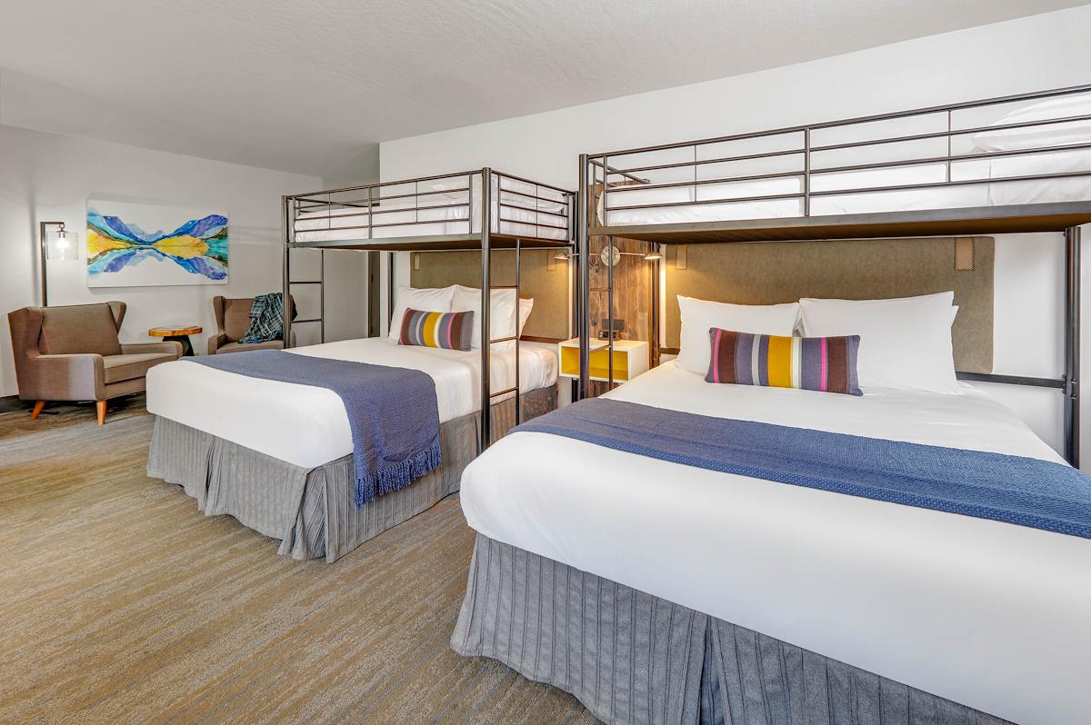 Modern South Lake Tahoe Suites Hotel Becket